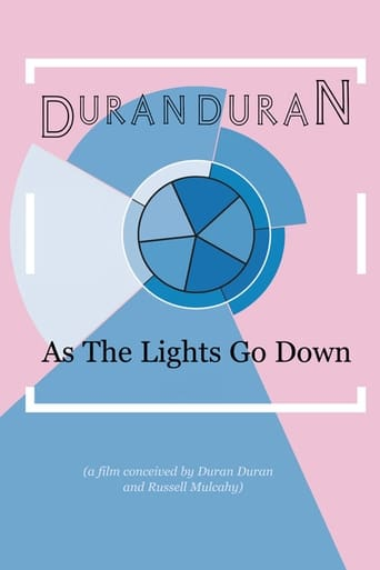 Poster of As The Lights Go Down