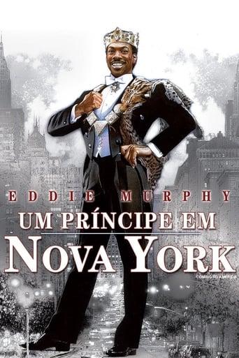 Um Príncipe em Nova York - Poster