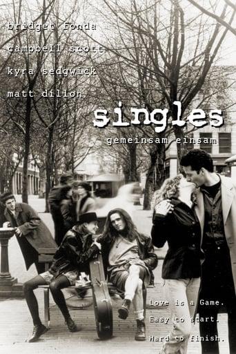 Singles - Gemeinsam einsam - Komödie / 1993 / ab 12 Jahre