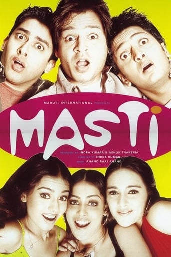Poster of Masti