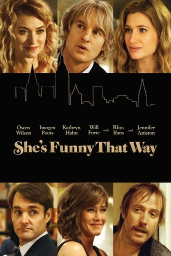 Watch She's Funny That Way 2015 full online free