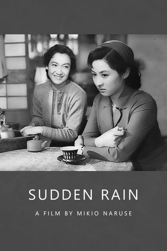 Poster of Sudden Rain