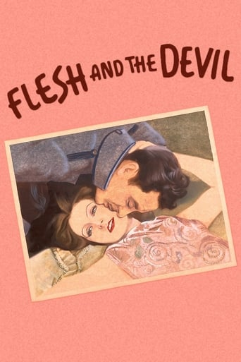 Poster of Flesh and the Devil