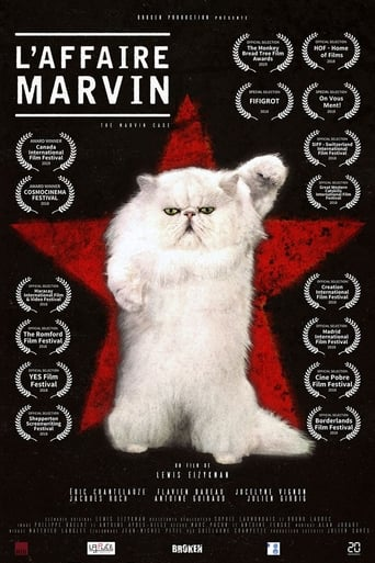 Poster of L'Affaire Marvin
