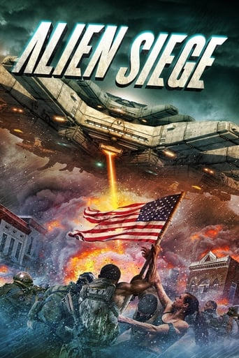 Poster of Alien Siege