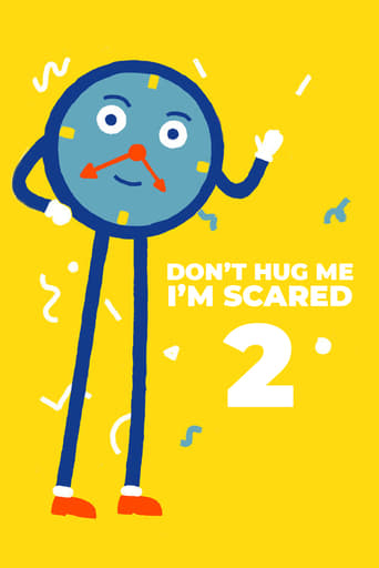 Don't Hug Me I'm Scared 2 poster