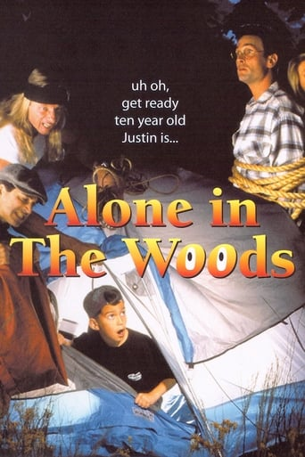 Poster of Alone in the Woods