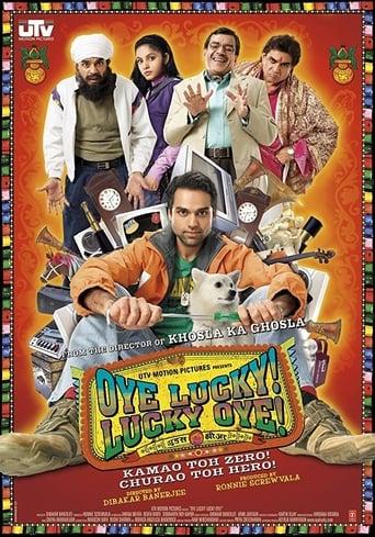 Poster of Oye Lucky! Lucky Oye!