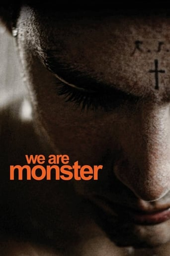 Poster of We Are Monster