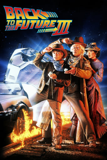 Poster Back to the Future Part III