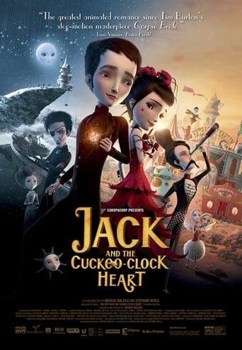 Watch Jack and the Cuckoo-Clock Heart Online Free Movie Now