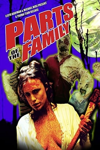 Poster of Parts of the Family