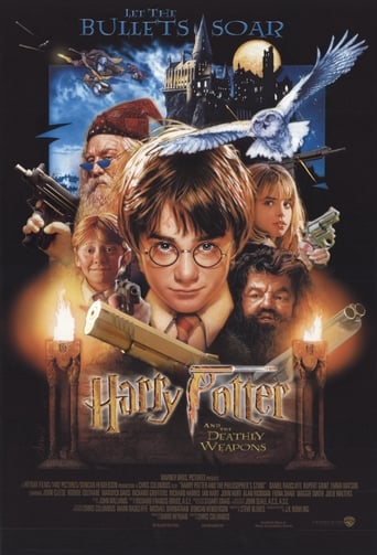 Harry Potter and the Deathly Weapons image