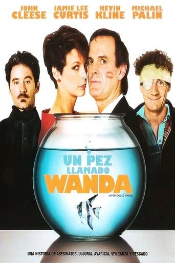 Ver Un pez llamado Wanda peliculas online