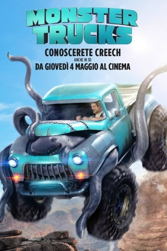 Cartoni animati Monster trucks - Monster Trucks