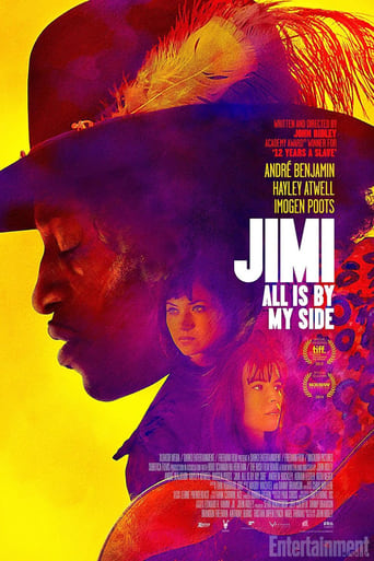 Poster of Jimi: All Is by My Side