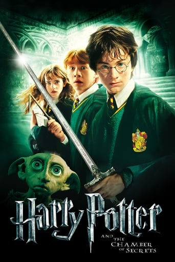 Poster of Harry Potter og Mysteriekammeret