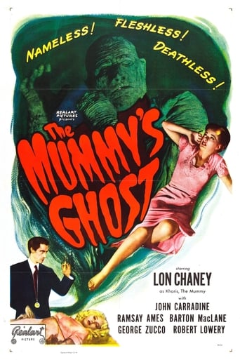Poster of The Mummy's Ghost