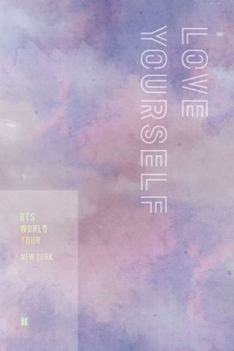 BTS World Tour: Love Yourself in New York