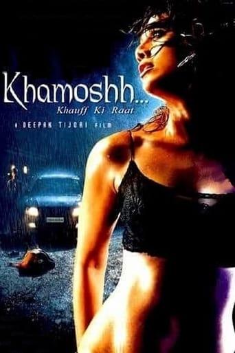 Poster of Khamoshh... Khauff Ki Raat