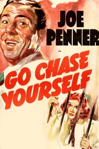 Poster of Go Chase Yourself