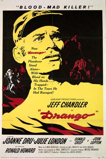 Poster of Drango
