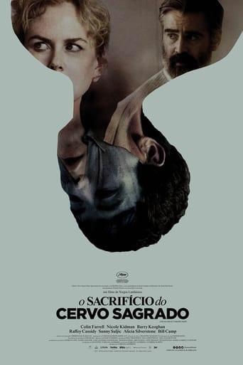 O Sacrifício do Cervo Sagrado - Poster