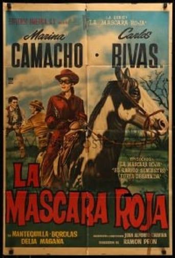Poster of La máscara roja