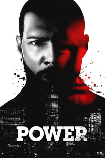 The poster of Power
