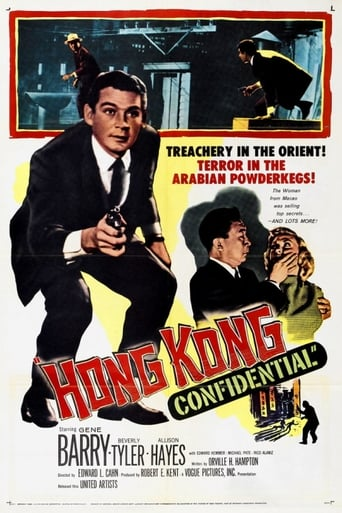 Poster of Hong Kong Confidential
