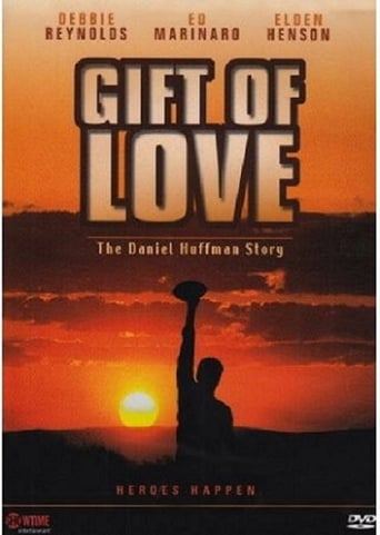 Poster of A Gift of Love: The Daniel Huffman Story