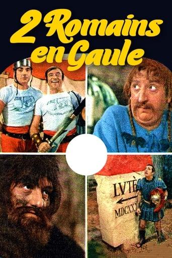 Poster of Deux Romains en Gaule
