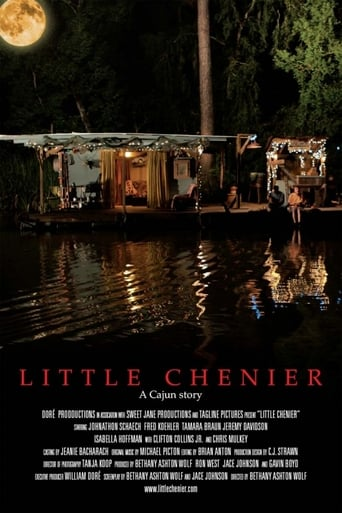 Poster of Little Chenier