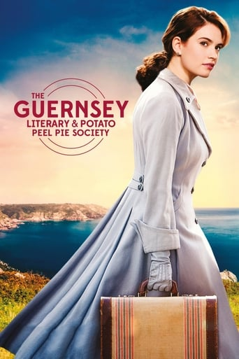 Poster of The Guernsey Literary & Potato Peel Pie Society