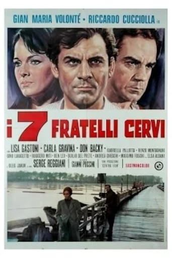 Poster of The Seven Cervi Brothers