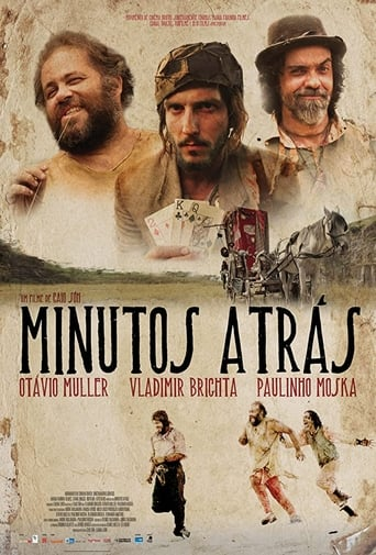 Poster of Minutos Atrás