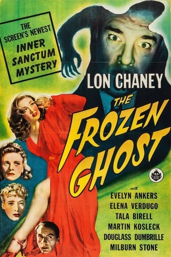 Watch The Frozen Ghost Online