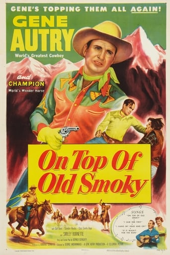 poster of On Top of Old Smoky