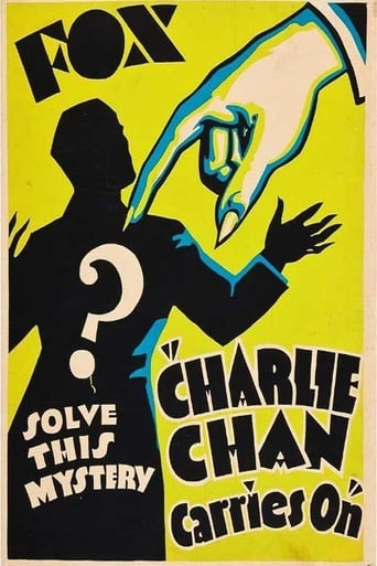 Watch Charlie Chan Carries On Free Online Solarmovies
