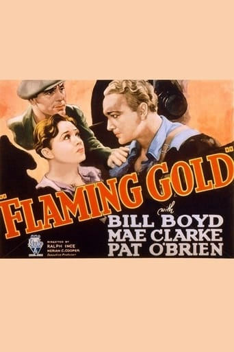 Poster of Flaming Gold