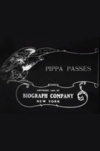 Pippa Passes; or, The Song of Conscience Movie Poster