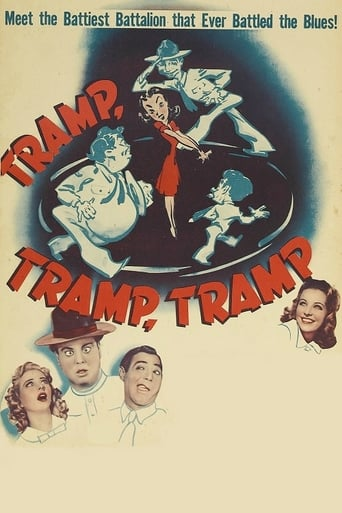 Poster of Tramp, Tramp, Tramp!
