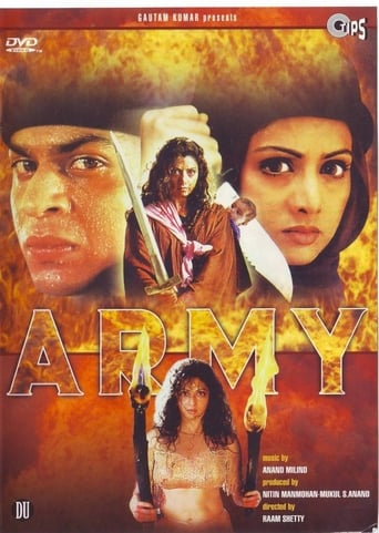 Poster of Army