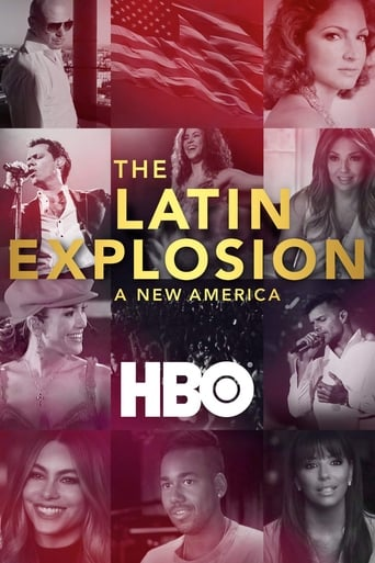 Poster of The Latin Explosion: A New America