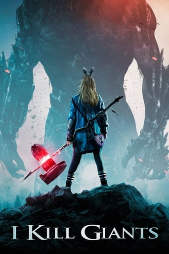 Poster of I Kill Giants