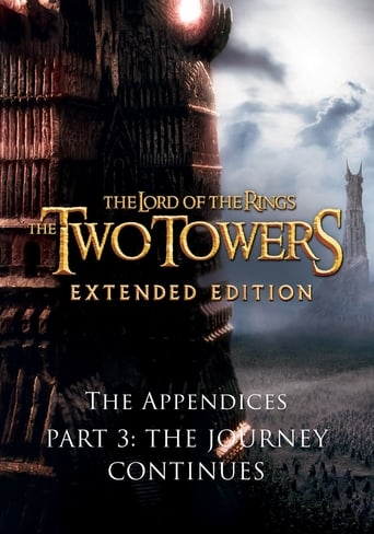 Poster of The Appendices Part 3: The Journey Continues