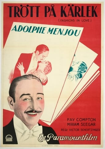 Poster of Fashions in Love