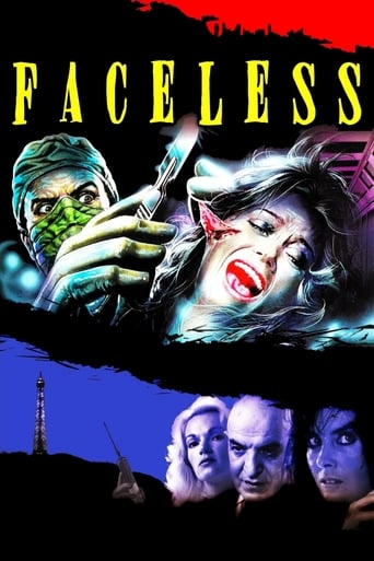 Watch Faceless 1987 full online free