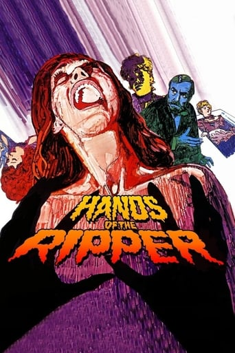 Poster of Hands of the Ripper