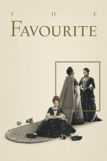 Poster for The Favourite